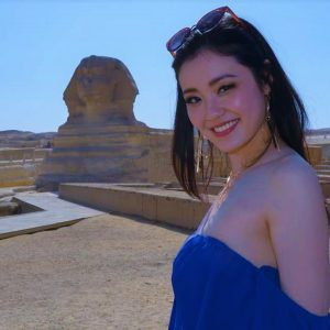 best solo girl travel egypt