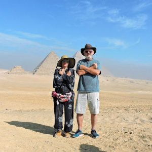 best travel egypt, Pyramids of Giza and Great Sphinx Half Day Tour