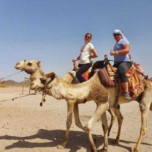 camel safari hurghada