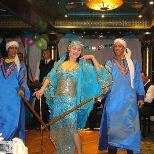 dance show cairo