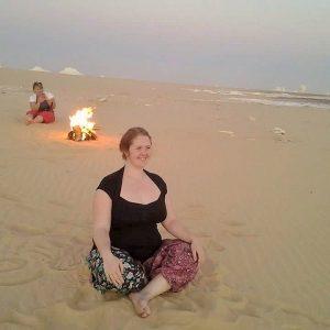 desert camping egypt