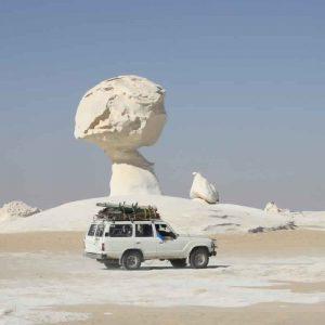 desert white desert tour