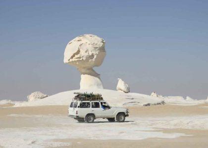 Egypt Safari Adventures the Ultimate Safaris in Egypt, Egypt White Desert Safari Adventure , Egypt Desert Experience