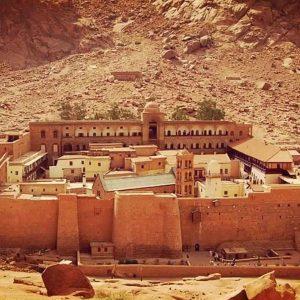 egypt christian tour