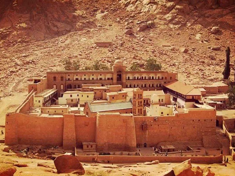 Egypt Christian Journey