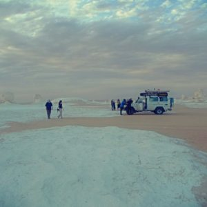 egypt deserts