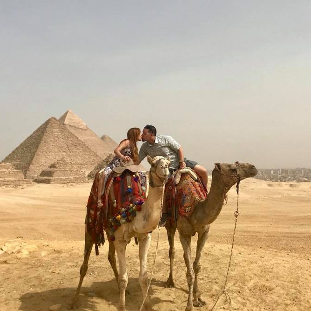 Pyramids of Giza and Great Sphinx Half Day Tour , Best Tourist Attractions of Cairo Egypt , Cairo and the Red Sea Holiday , Travelers Story with Look at Egypt Tours