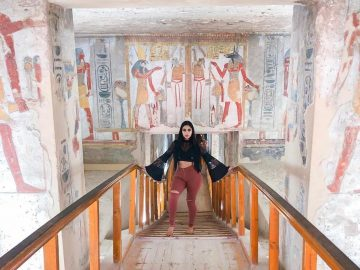 Luxor Half Day Tour- Explore Valley of the Kings & More