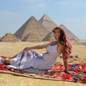 girls travel egypt safe