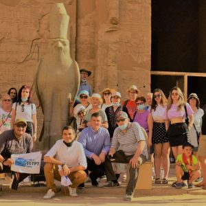 group look at Egypt tours