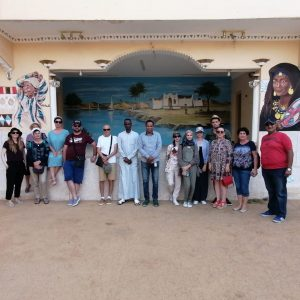 group tour look at egypt tours nubian village
