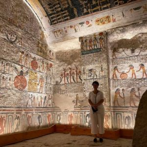 inside seti first tomb best in valley of the kings