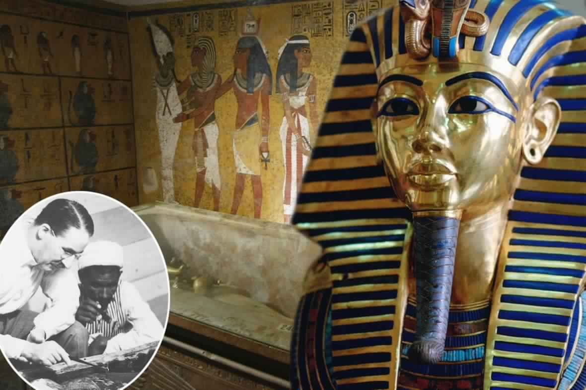 The Secrets Of King Tutankhamen