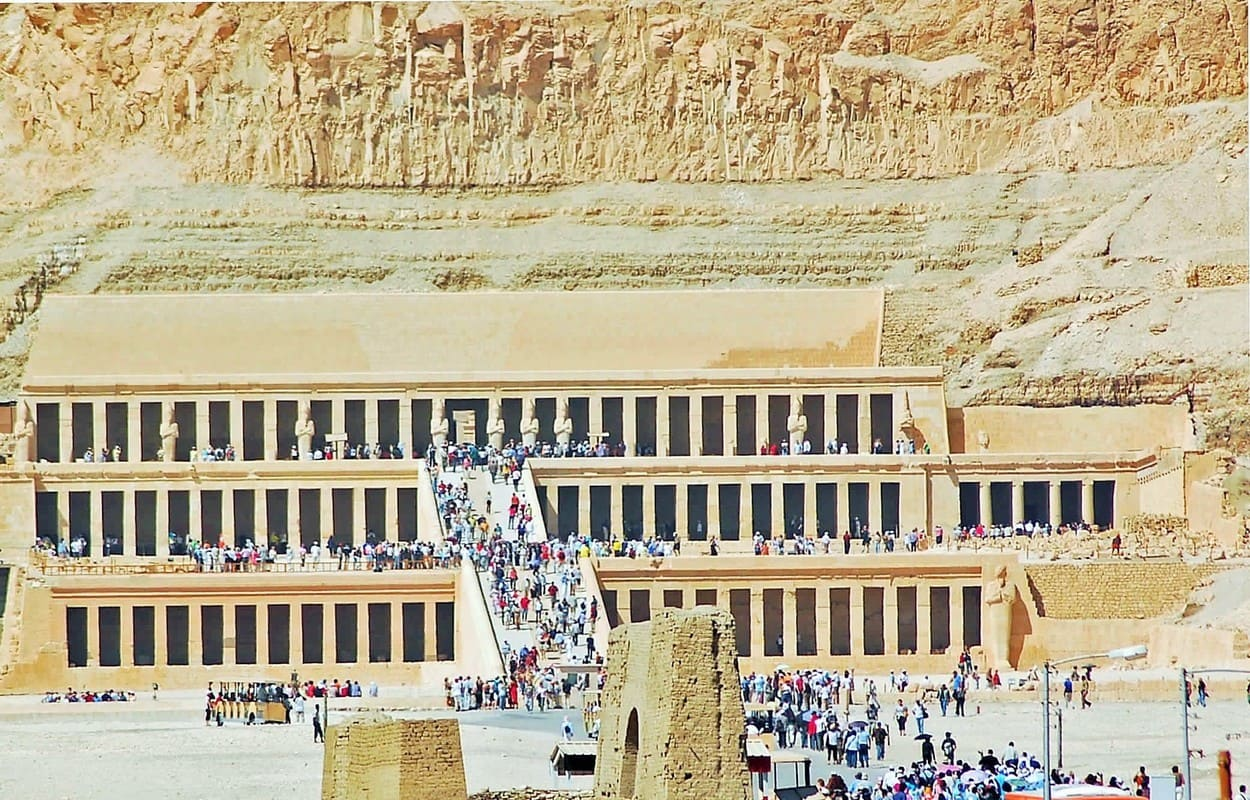 Luxor Half Day Tour, best of luxor sights