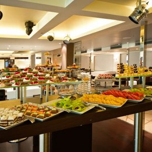 nile cruise meals and