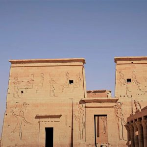 philae island temple treasures of egypt tours