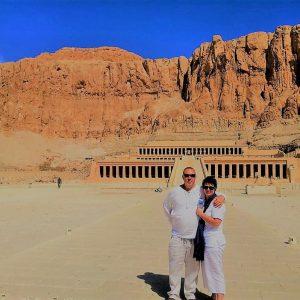 royal tour of egypt