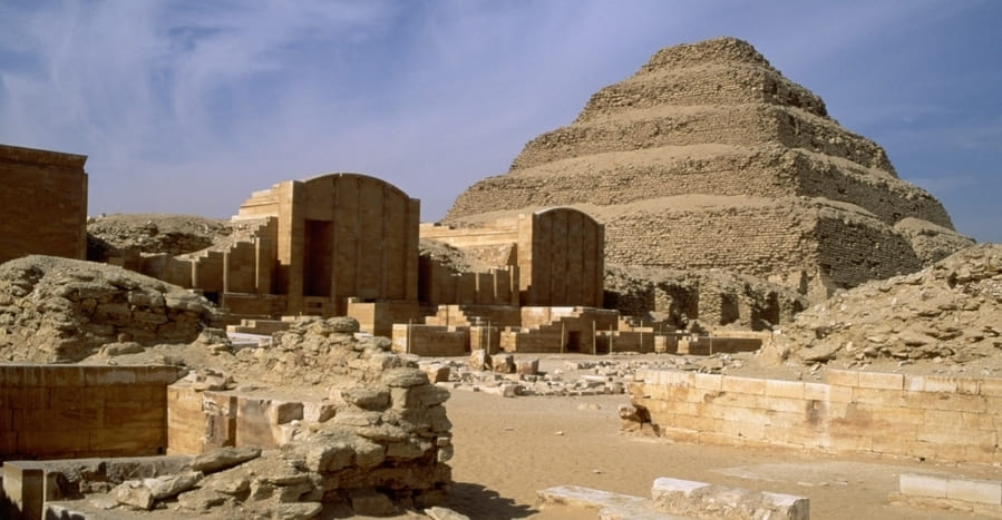 Sakkara Full Day Tour Discover the Hidden Gems of Sakkara with Private Guide & Lunch Included Visit The Pyramid of King Unas, Pyramid of king Titi, Imhotep Museum & Tombs in Sakkara. Best Rates Online Book NowGiza Pyramids, Sakkara & Memphis Full Day Tour