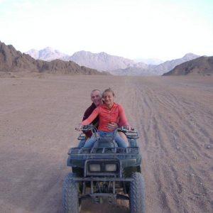 sharm elshekih quad bik safari