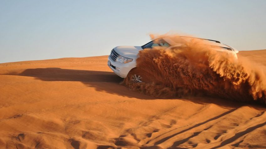 Siwa dune bashing , Best Places to Visit in Siwa