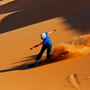 siwa sandboarding