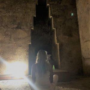 spiritual tour egypt pyramid
