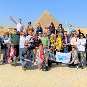 the best group tour look at egypt