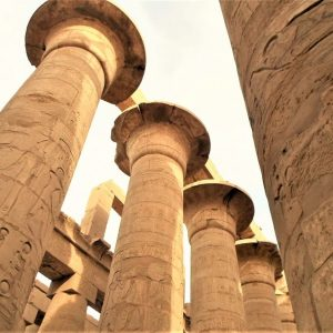 the best image for karnak temple in Luxor