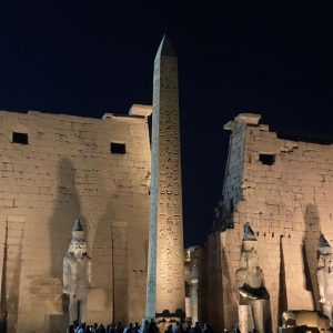 the best luxour temple by night