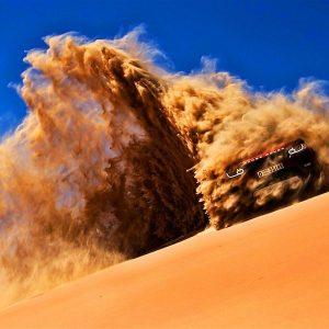 wow desert jeep