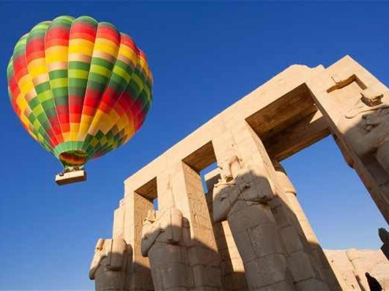 Luxor Hot Air Balloon Tours