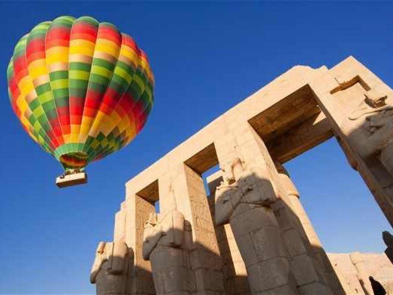 Luxor Hot Air Balloon Tours