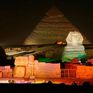 Best Cairo Tour and Dinner Cruise & Pyramids Sound & Light Show