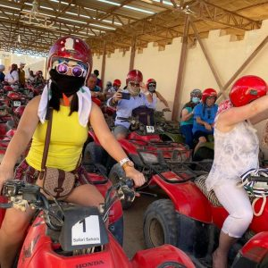 Hurghada Mega Desert Safari Quad Bike, 4W Jeep & Camel Ride (1)