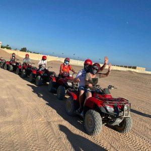 Hurghada Mega Desert Safari Quad Bike, 4W Jeep & Camel Ride (3)