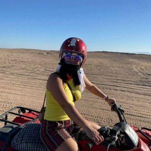 Hurghada Mega Desert Safari Quad Bike, 4W Jeep & Camel Ride (4)
