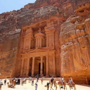 Tour to Egypt, Jordan and Jerusalem trip