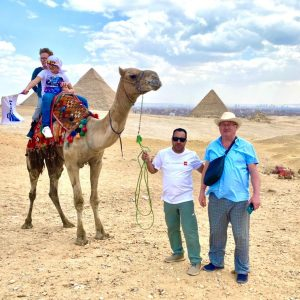 best egypt tour camel at the pyramids