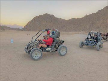 Morning Hurghada Quad Bike Safari Adventure