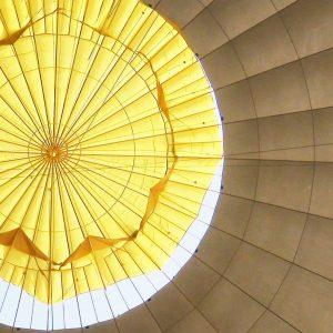 The best hotair balloon Luxor