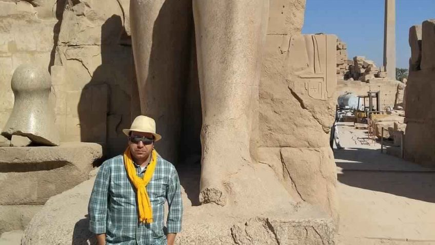Get To Know Egypt Guide Ahmed Abdalfattah Egypt Travel Expert and Tour Guide the Founder of Look at Egypt Tours Egypt Travel Company & Travel Consultant in Egypt.Ask Us About Anything You Need For Egypt Tourism