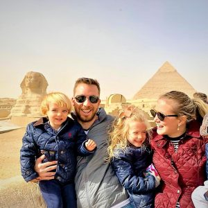 family tour egypt
