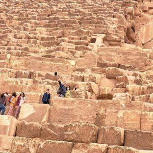 great pyramid of khfu