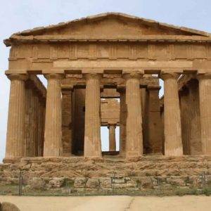 greece temple zeus