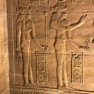 isis temple the great temple of philae