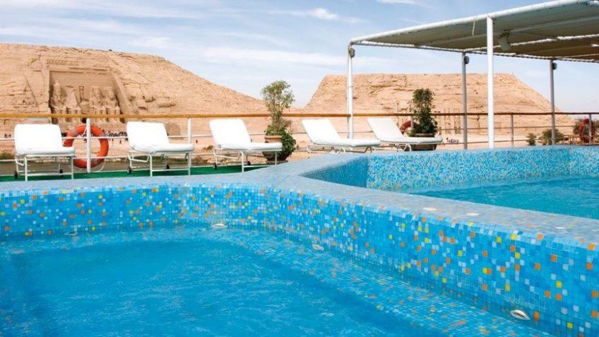 Cruise Experience on Lake Nasser