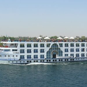 long nile cruise in egypt