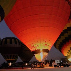 luxor hot air balloon