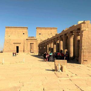 EGYPT'S TOP WORLD HERITAGE SITES, philae temple aswan egypt
