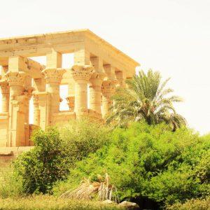 phillae island temple aswan